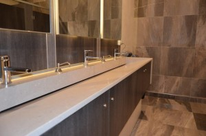 Aspley Leagues Club Bathroom Renovation - By Open Projects - Gold Coast / Brisbane Shopfitting
